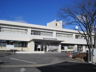 施設案内 中央公民館|春日井市...